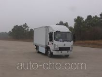 Shacman SX5040XXYBEV2 electric cargo van