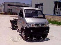 Huashan SX5040ZXXGD4 detachable body garbage truck