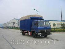Huashan SX5060GP3PY soft top box van truck