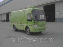 Shacman SX5070XXYBEV electric cargo van