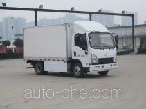 Shacman SX5070XXYBEV2 electric cargo van