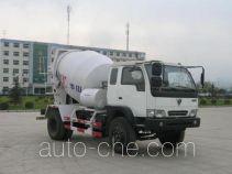 Huashan SX5110GJB3 concrete mixer truck