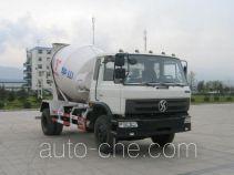 Huashan SX5121GJB3 concrete mixer truck