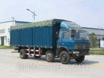 Shacman SX5160GP3PY soft top box van truck