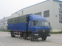 Shacman SX5161GP3PY soft top box van truck