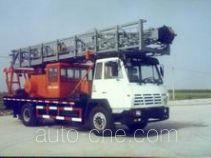 Sida Steyr SX5161TXJ агрегат подъемный капитального ремонта скважины (АПРС)