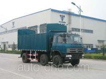 Shacman SX5163GP3PY soft top box van truck