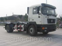 Shacman SX5165ZXXDN461 detachable body garbage truck