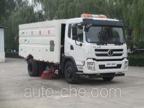 陕汽牌SX5166TSLGP4型扫路车