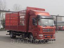 陕汽牌SX5181CCYGP5型仓栅式运输车