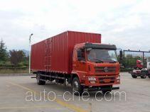Shacman SX5181XXYGP52 box van truck