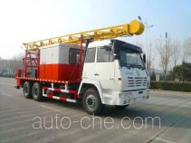 Shacman SX5192TCY1 well servicing rig (workover unit) truck
