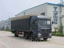 Shacman SX5200GP3PY soft top box van truck