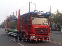 Shacman SX5210TCLMC9 автовоз (автомобилевоз)