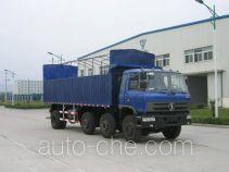 Shacman SX5242GP3PY soft top box van truck