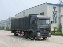 Shacman SX5250GP3PY soft top box van truck