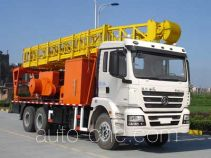 Shacman SX5250TXJ2 well-workover rig truck