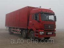 Shacman SX5250XXYMP4 box van truck
