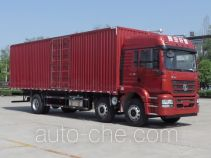 陕汽牌SX5200XXYMP5型厢式运输车
