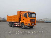 陕汽牌SX5250ZLJMB3842型自卸式垃圾车