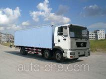 Shacman SX5251CPYVP soft top box van truck