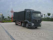 Shacman SX5252GP3PY soft top box van truck