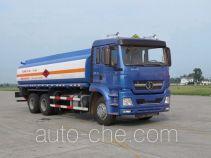 Shacman SX5251GYYMP3 oil tank truck