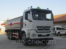 Shacman SX5251GYYMP4 oil tank truck
