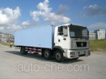 Shacman SX5252CPYVP soft top box van truck