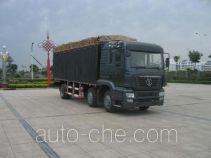 Shacman SX5251GP3PY soft top box van truck