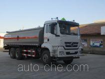 Shacman SX5252GYYMP4 oil tank truck