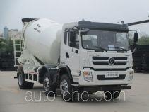 陕汽牌SX5254GJBGP4型混凝土搅拌运输车