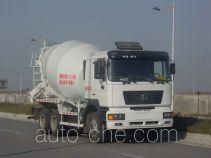 陕汽牌SX5255GJBJR364型混凝土搅拌运输车