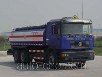 Shacman SX5255GYYNR464C oil tank truck