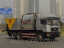 陕汽牌SX5255TBS型同步封层车