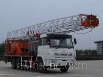 Shacman SX5256TXJUN464 well-workover rig truck