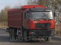 Shacman SX5255XXYDR384 soft top box van truck