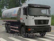 陕汽牌SX5255YLQ型液态沥青运输车