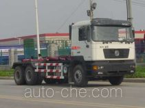 Shacman SX5255ZXXNN464 detachable body garbage truck