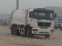 Shacman SX5255ZYSDN464 garbage compactor truck