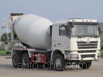 陕汽牌SX5256GJBDN334型混凝土搅拌运输车