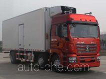 Shacman SX5256XLCGK549 refrigerated truck