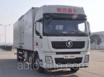 Shacman SX5256XXY4K549 box van truck