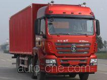 Shacman SX5256XXYGK549 box van truck