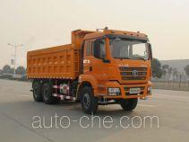 Shacman SX5250ZLJMB384 dump garbage truck