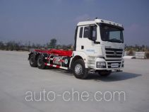 Shacman SX5256ZXXMM434 detachable body garbage truck
