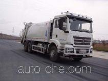 Shacman SX5256ZYSMM434 garbage compactor truck