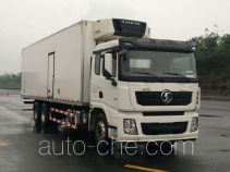 Shacman SX5260XLC4A583 refrigerated truck