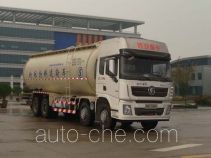 Shacman SX5310GFL4B466 low-density bulk powder transport tank truck