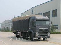 Shacman SX5240GP3PY soft top box van truck